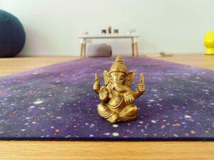 omscandi-Ganesha-Yogamatte-Yogalehrer-Ausbildung