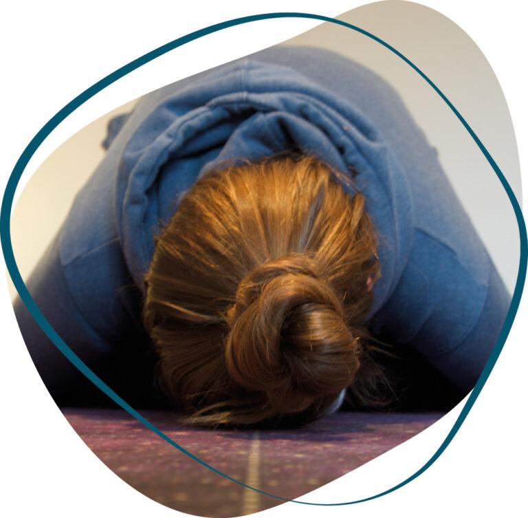 Omscandi Lisa Yoga besser schlafen