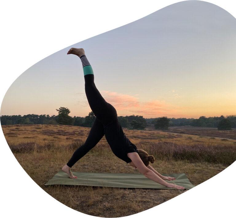 Yoga Lünen Morgenroutine mit Lisa